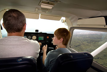 Flying Lessons / Pilot Training Columbia, learn to fly